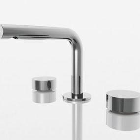 Sleek Contemporary Plumbing by Naoto Fukasawa