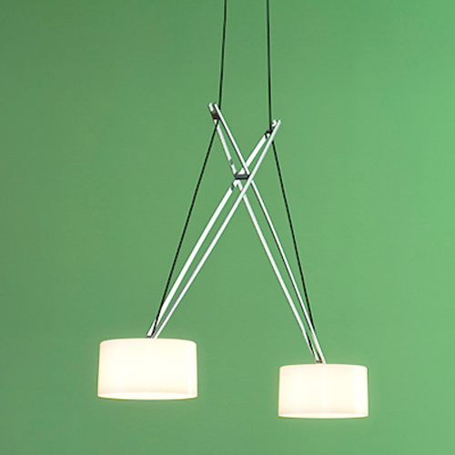 above table lighting cable lamp twin serien 2