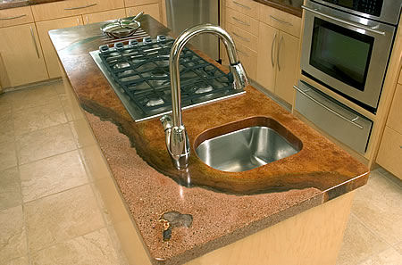 Concrete Countertop By Absolute ConcreteWorks U2013 The Absolutely Amazing  Countertops