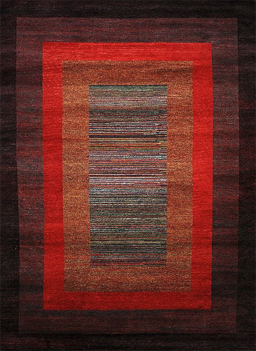 Accent On Rugs Modern Tibetan Rug