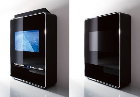 acerbis cabinet audiovideo lyneus 1 Contemporary Sideboards Furniture from Acerbis   new Lyneus