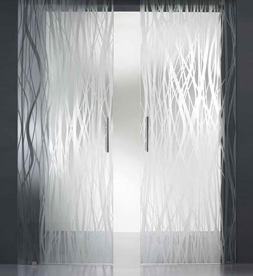 acid-etched-glass-door-vitrealspecchi-2.jpg & Acid Etched Glass Doors by Vitrealspecchi Pezcame.Com