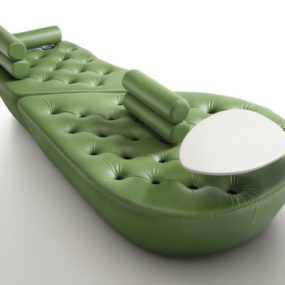 Adaptable LOOL Sofa by Michele Franzina and VHD