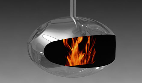 adjustable hanging fireplace cocoon fires 2.jpg Adjustable Hanging Fireplace by Cocoon Fires