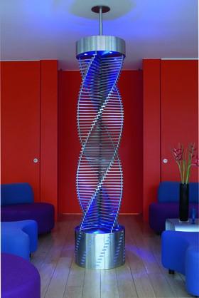 aeon speira radiator LED Radiator by Aeon   new Speira design radiator