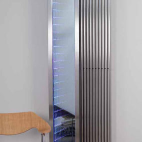 Modern Radiator by Aeon – new Venetian Infinity mirror radiator