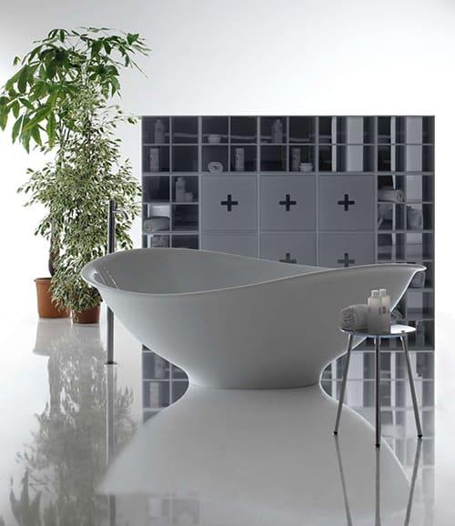 aesthetic bath meg11 galassia 1 Aesthetic Bath   contemporary, minimalist Meg11 by Galassia
