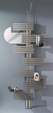 The Azzara Radiator from Aestus – a Designer Radiator