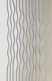Designer Radiator Rio from Aestus – unique radiator design