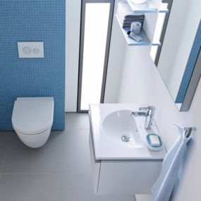 Affordable Bathroom Suite by Duravit – Darling New
