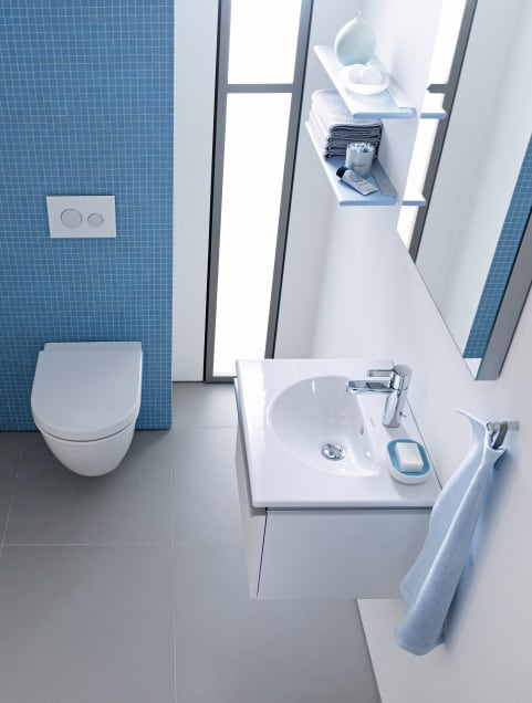 affordable bathroom suite duravit darling new 1 Affordable Bathroom Suite by Duravit   Darling New