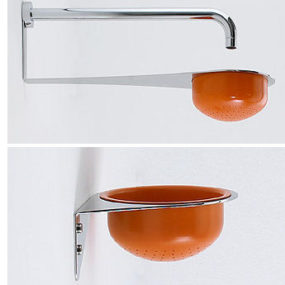 Al Dente showerhead from Agape Design