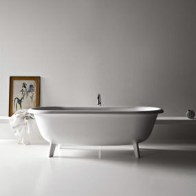 Old Fashioned Bathtubs in Modern Material, by Agape