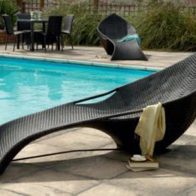 Modern Sun Loungers – Ocean Lounger by Alexander Rose