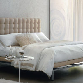 Boss bed design from Alivar – the modern bed by Bruno Rainaldi