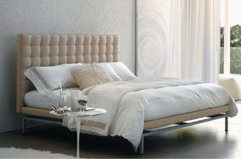 alivar boss bed Boss bed design from Alivar   the modern bed by Bruno Rainaldi