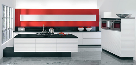 modern kitchen cabinet without handle. Allmilmoe Kitchen Contura Modern By New Design With No Handles And 70s Feel Cabinet Without Handle