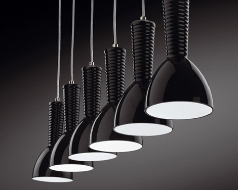 almalight lamp kone 1 Ceiling Mounted Lamps from Almalight   Kone Modern Lamps With an Adaptable Personality for Any Room