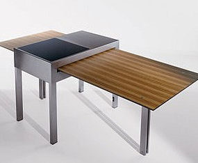 Cooking Table from Alno – the fantasy kitchen island