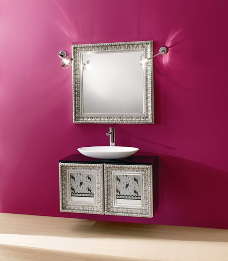 Art Deco Vanity from Altamarea – the Shan-Deco vanity
