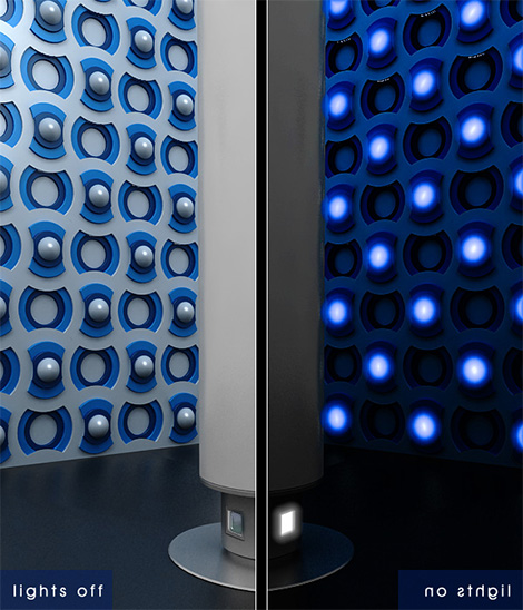 Amazing Acoustic Wall Covering from Altera – Acustica wallcovering for cinema or home theater