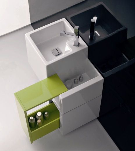 althea ceramica plus bath Modular Bathroom Design by Althea Ceramica   the Plus contemporary bathroom
