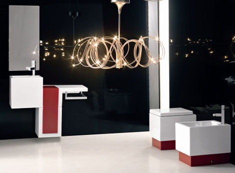 althea ceramica plus bathroom furniture Modular Bathroom Design by Althea Ceramica   the Plus contemporary bathroom