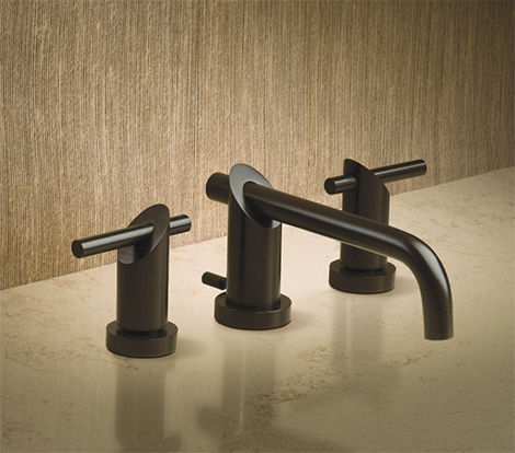 altmans nuva oil rubbed bronze bathroom faucet Altmans Bathroom Faucet   new luxury Caribe and Nuva faucets