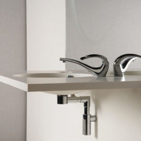 "New Toyo Ito bathroom Collection for Altro – ""Water flowing through forms"""