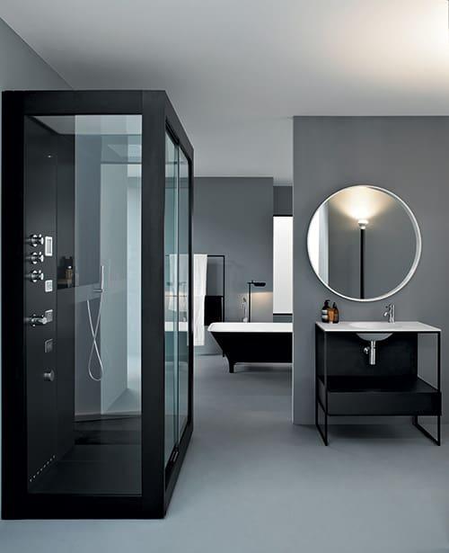 aluminium shower cabin avec kos 6