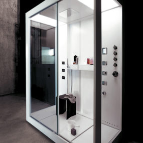 Aluminium Shower Cabin Avec by Kos