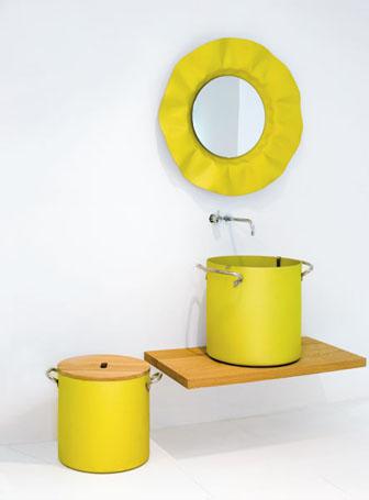 aluminum powder coated bathroom sinks rapsel chef 1 Aluminum Powder coated Bathroom Sinks by Rapsel – Chef