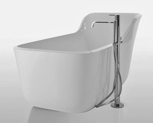 antonio lupi bathtub wanda 2 Stylish Bathtub by Antonio Lupi – new Wanda