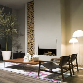 Designer Ethanol Fireplace by Antonio Lupi – The Song of Fire