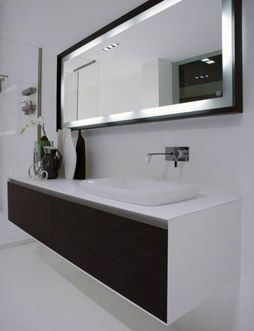 antonio lupi panta rei 07 bathroom mirror Modern bathroom from Antonio Lupi   the Panta Rei bathroom