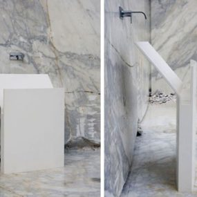 Unusual Pedestal Sinks – new Mr.Splash sink by Antonio Lupi
