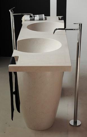 antonio lupi washbasin thalamus 8 Stone Wash Basins   designer stone sinks from Antonio Lupi