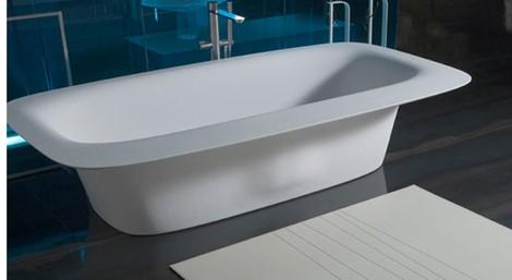 antoniolupi bathtub sartoriale 2 Bathroom Trends 2009   Antonio Lupi Newest Bathroom Collection