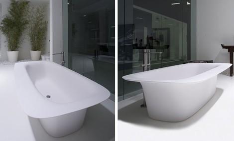 antoniolupi bathtub sartoriale 3 Bathroom Trends 2009   Antonio Lupi Newest Bathroom Collection