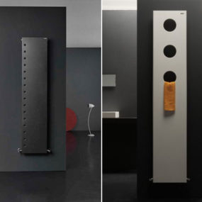 Designer Radiator from Antrax – the new Flat, Treo, VU and Tubone radiators