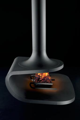 antrax fireplace drop Fireplace Drop from Antrax   giving a new form to the heat and flame