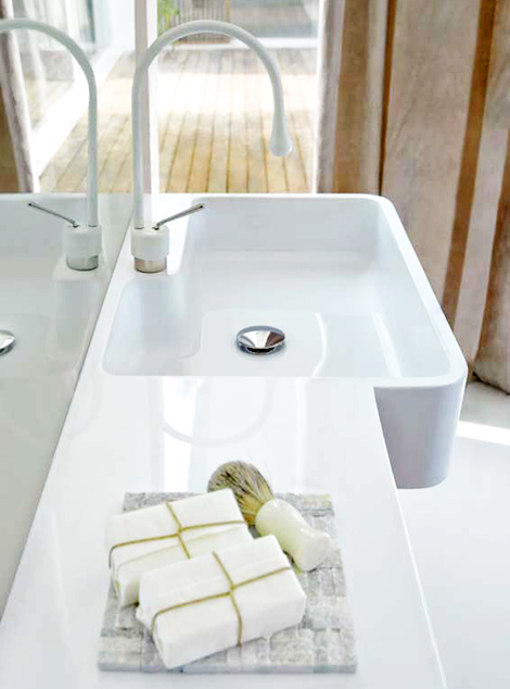 apron front bathroom sink ideagroup 3 Apron Front Bathroom Sink beautifies new modern bathroom collection by Idea