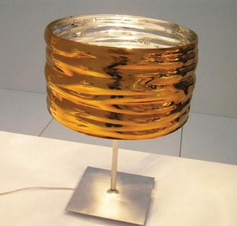 aqua cil table lamp orange Ross Lovegrove Aqua Cil Table Lamp from Artemide