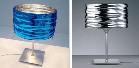 aqua cil table lamps Ross Lovegrove Aqua Cil Table Lamp from Artemide
