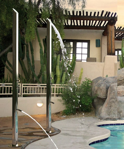 Outdoor Shower Column By Bossini Aquabambu