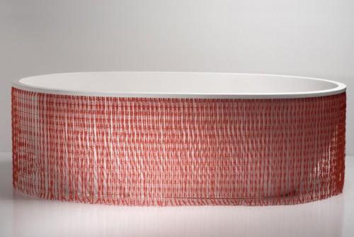 aquamass bathtub parure 2 LED Backlit Bathtub by Aquamass