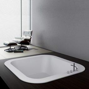 Inset Baths – new bath Alfa Form by Aquaplus