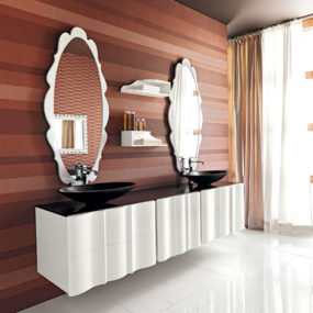 Arbi Vanities: Deco bathroom collection