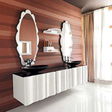 arbivan3087 Arbi Vanities: Deco bathroom collection
