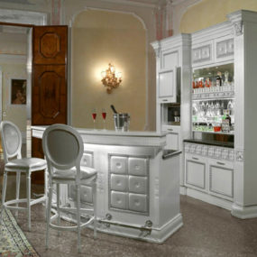 Classic Italian Kitchen Design by Arca